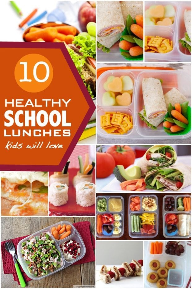 Healthy Foods For Kids School Lunches  10 Healthy School Lunch Ideas Spaceships and Laser Beams