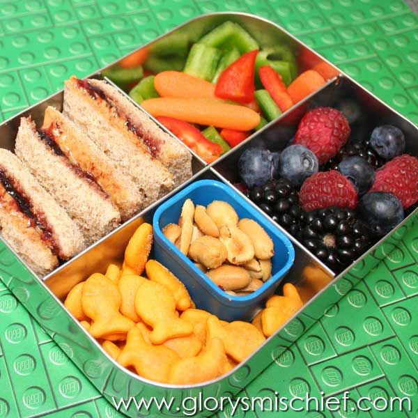 Healthy Foods For Kids School Lunches  Healthy Kids School Lunch So simple and healthy great