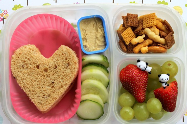 Healthy Foods For Kids School Lunches  Healthy School Lunch