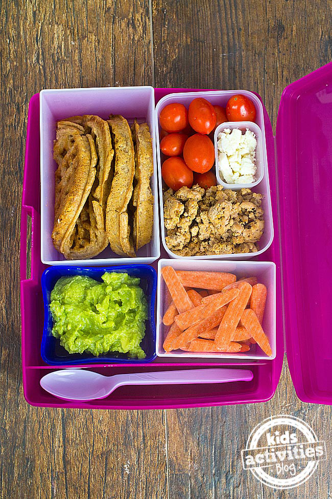 Healthy Foods For Kids School Lunches  100 School Lunches Ideas the Kids Will Actually Eat