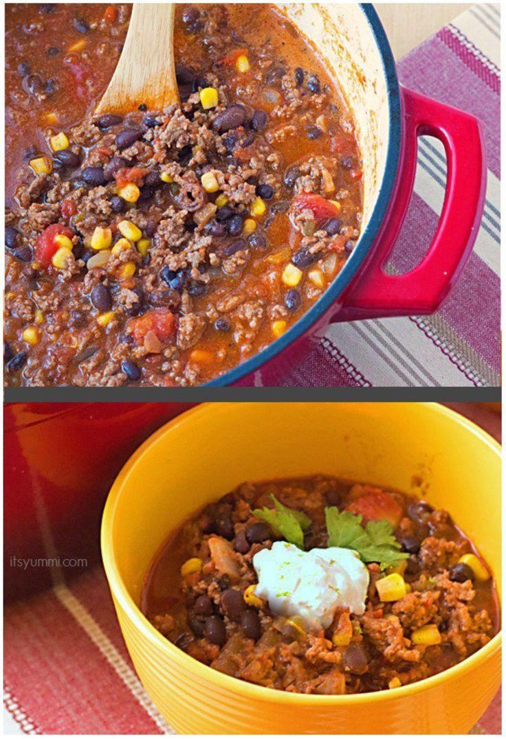 Healthy Ground Bison Recipes  Best 25 Ground bison recipes ideas on Pinterest