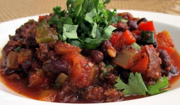Healthy Ground Bison Recipes  Chili With Ground Bison Pritikin Weight Loss Resort