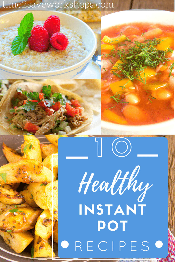 Healthy Instant Pot Recipes  BEST Instant Pot Recipes to Try Kasey Trenum