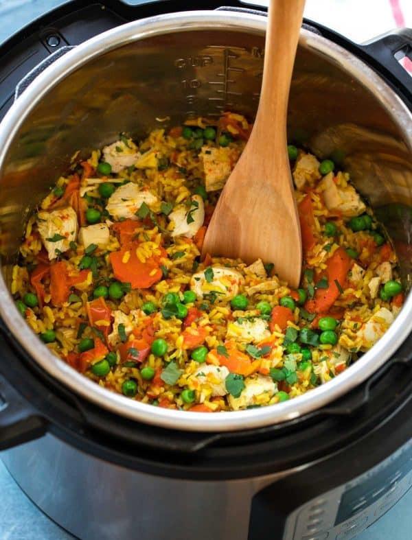 Healthy Instant Pot Recipes Chicken  21 Easy Instant Pot Chicken Recipes pressure cooker