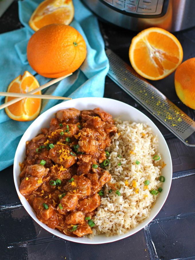 Healthy Instant Pot Recipes Chicken  14 Instant Pot Chicken Recipes For Healthy Family Dinners