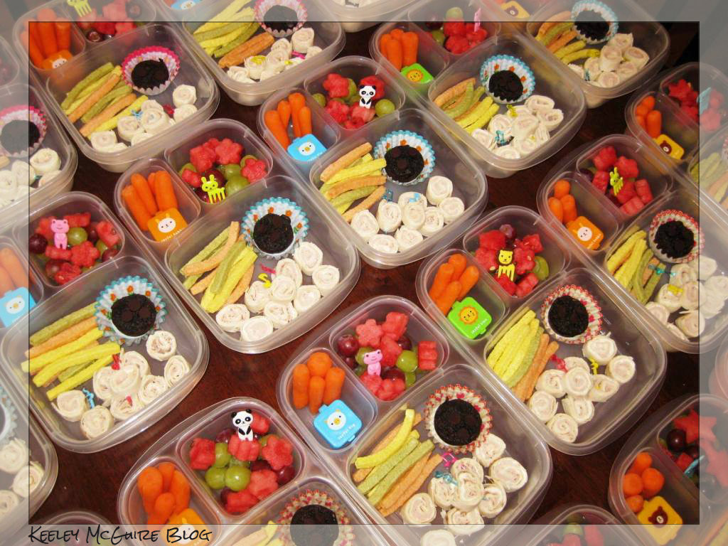 Healthy Kids Lunches  How to Pack a School Lunch Your Kids Will Eat More Claremore