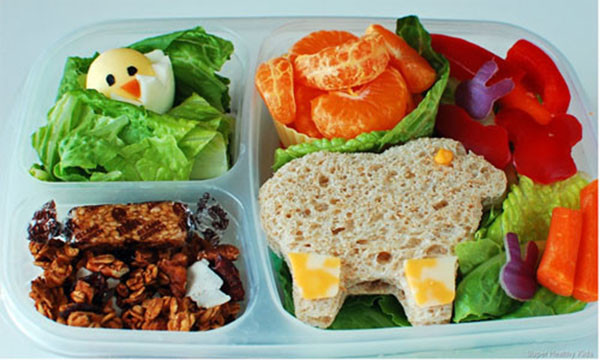 Healthy Kids Lunches  10 Healthy Lunch Ideas