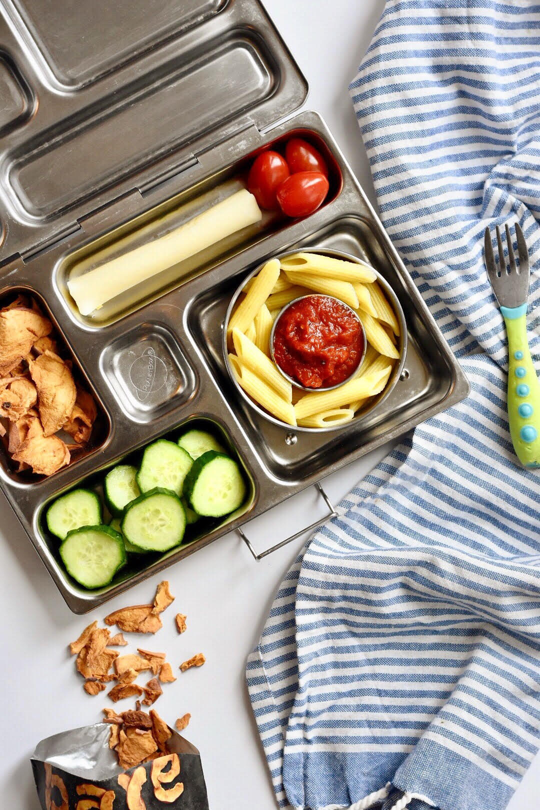 Healthy Kids Lunches  3 Healthy Kid Lunch Box Ideas