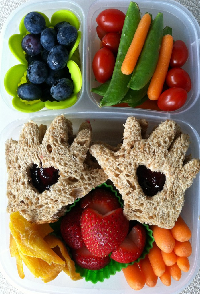 Healthy Kids Lunches  Back to school A Pinch of This a Dash of That