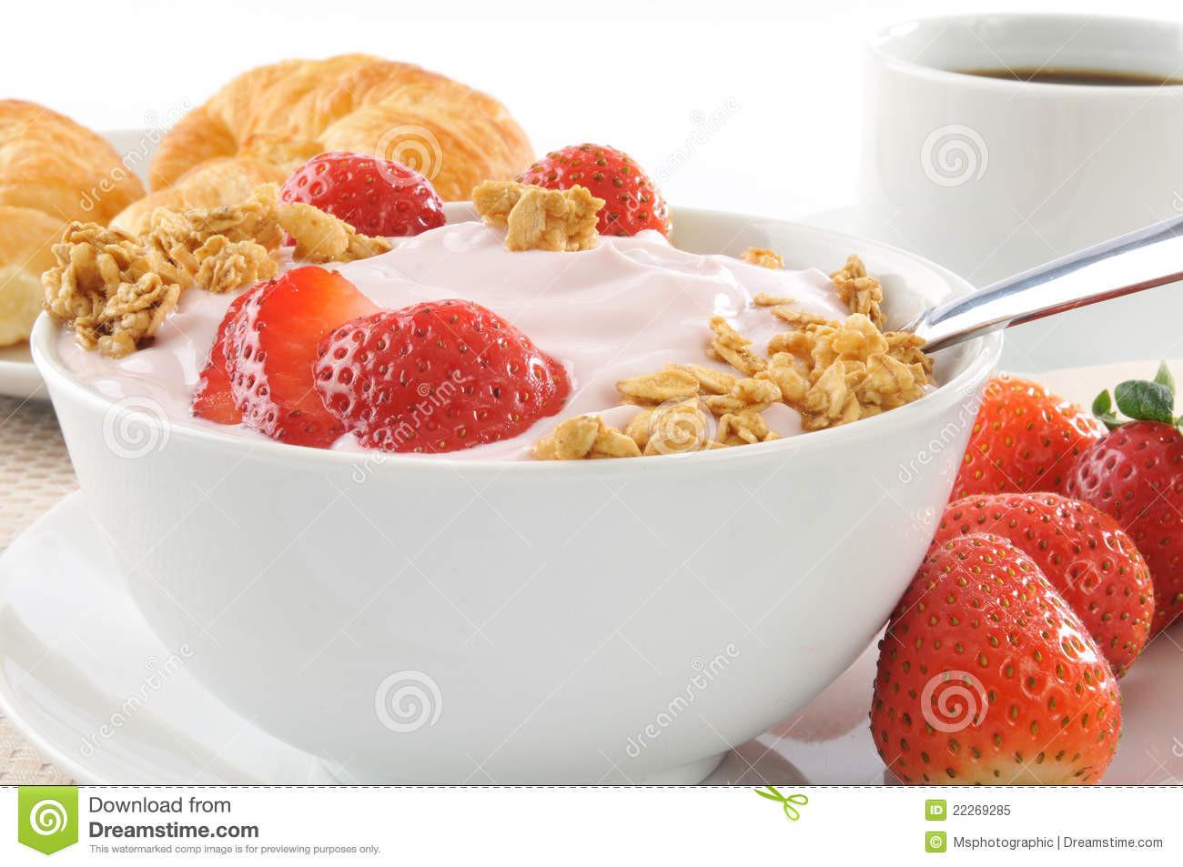 Healthy Low Cholesterol Breakfast  Healthy low fat breakfast stock image Image of breakfast