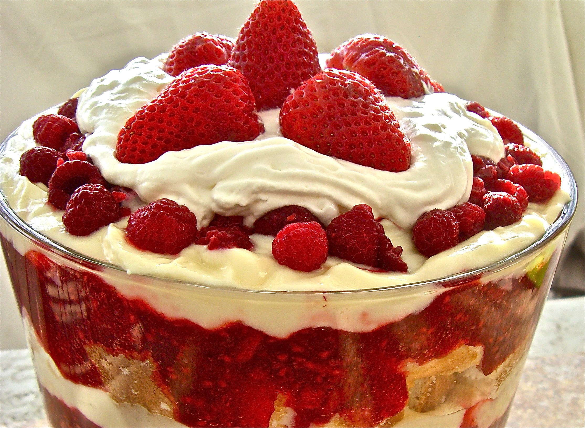 Healthy Low Fat Desserts  Lite But Luscious Valentine Dessert