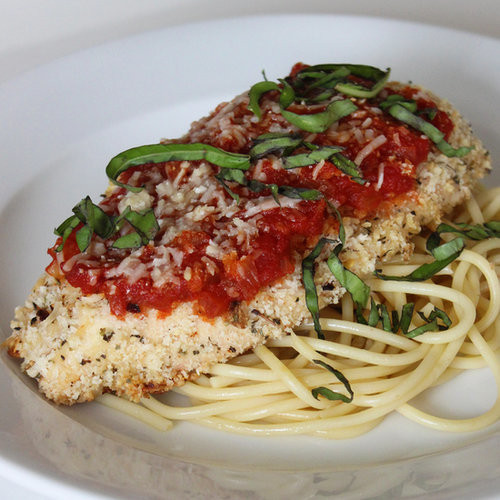 Healthy Low Fat Dinners  Healthy Low Fat Chicken Parmesan Lunch And Dinner Recipe