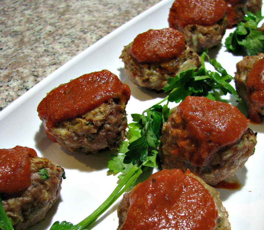 Healthy Low Fat Dinners  Low Fat Turkey Meatballs Recipe Healthy and gluten free