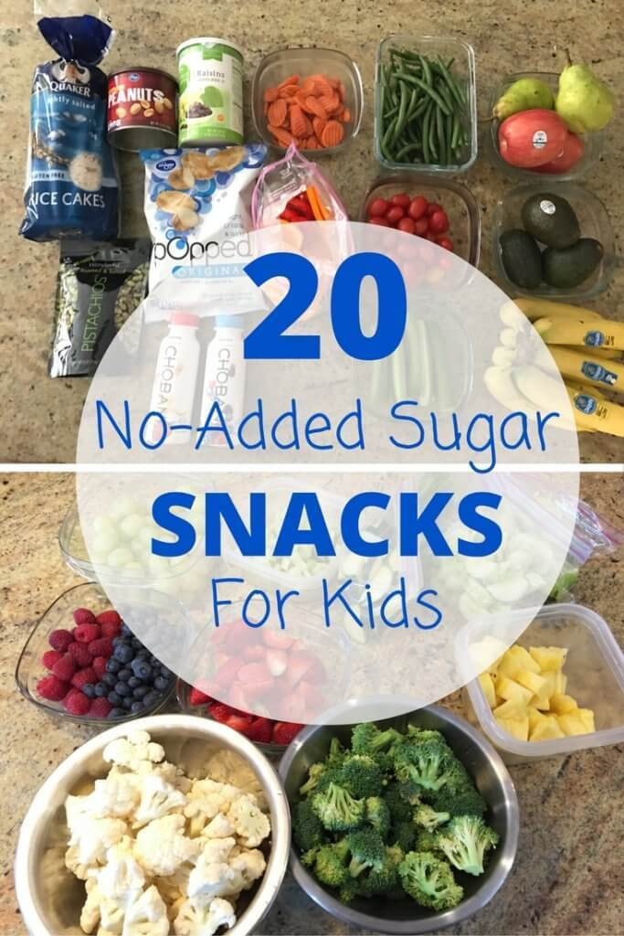 Healthy Low Sugar Snacks  20 No Added Sugar Snacks for Kids Mom to Mom Nutrition