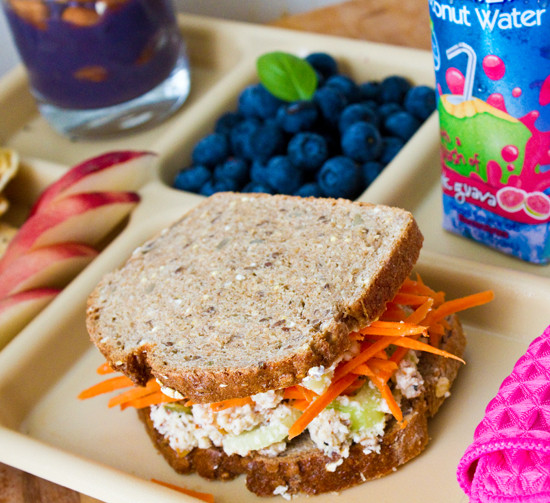 Healthy Lunches For Teens  BACK TO SCHOOL – HEALTHY LUNCH & SNACK IDEAS FOR YOUR
