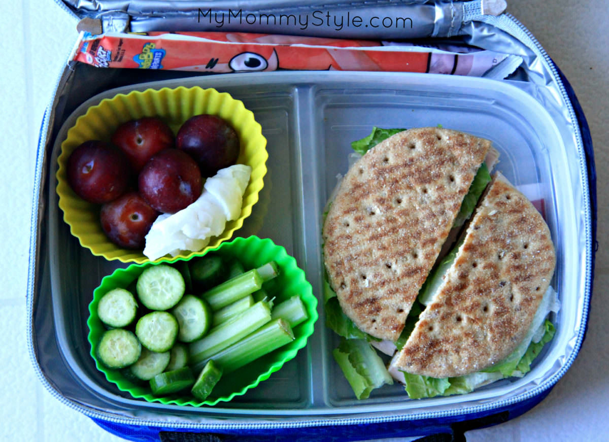 Healthy Lunches For Teens  Healthy Lunch Box ideas