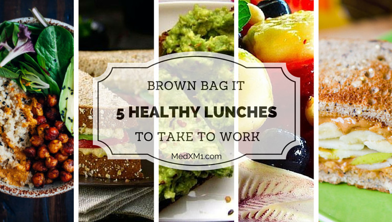 Healthy Lunches To Bring To Work  Five Healthy lunches to bring to work