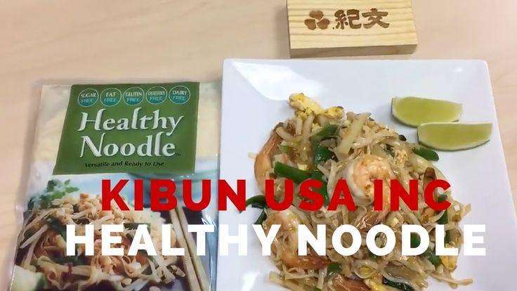 """Healthy Noodles Costco  Kibun Foods USA Inc """"Healthy Noodle"""""""