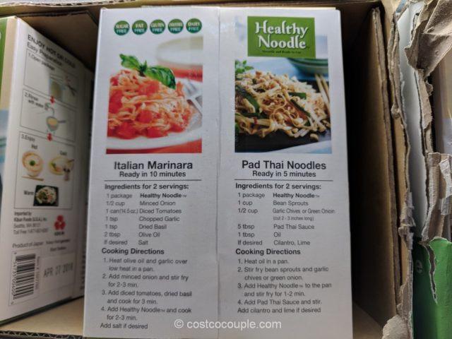 Healthy Noodles Costco  Kibun Foods Healthy Noodle