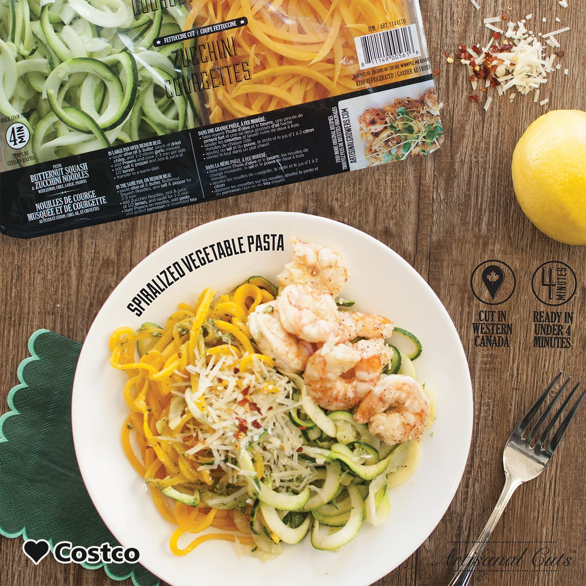 Healthy Noodles Costco  healthy noodle costco