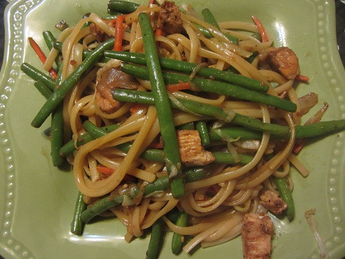 Healthy Noodles Costco  Healthy Yakisoba Recipe from Healthy Diet Habits
