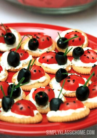 Healthy Party Snacks  Healthy Party Food Ideas For Kids