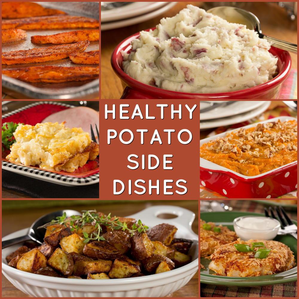 Healthy Potato Recipes  10 Healthy Potato Side Dishes