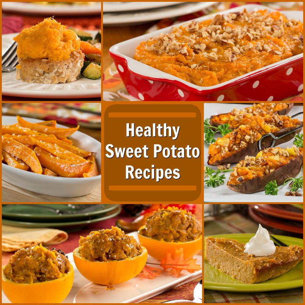 Healthy Potato Recipes  8 Heartwarming & Healthy Sweet Potato Recipes