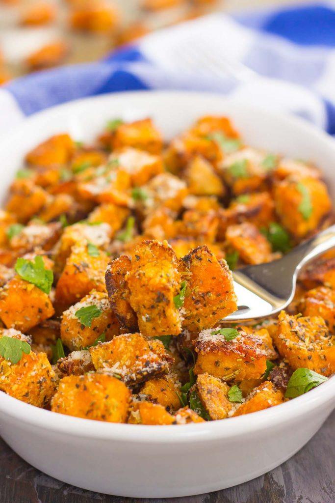 Healthy Potato Recipes  healthy baked sweet potato recipes