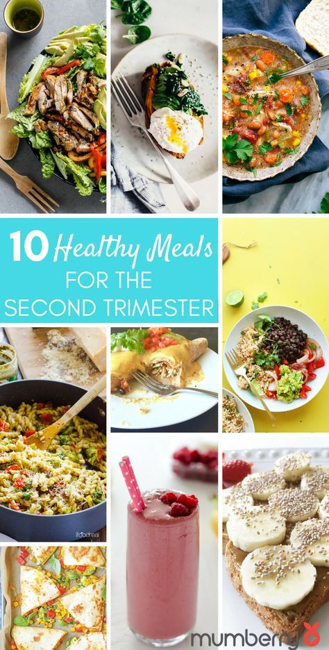 Healthy Pregnancy Dinners  10 Healthy Pregnancy Meals For Each Trimester