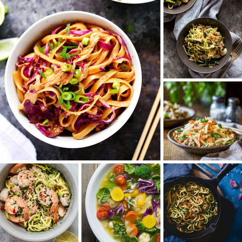 Healthy Quick Dinners  30 Super Quick and Healthy Dinner Recipes 20 Minutes or