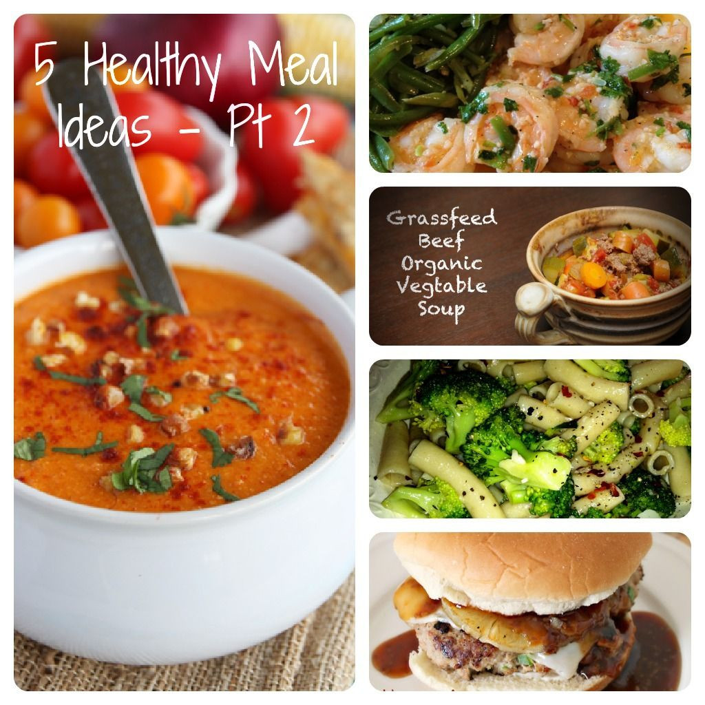Healthy Quick Dinners  5 Quick Healthy Meal Ideas Pt 2 Yummy