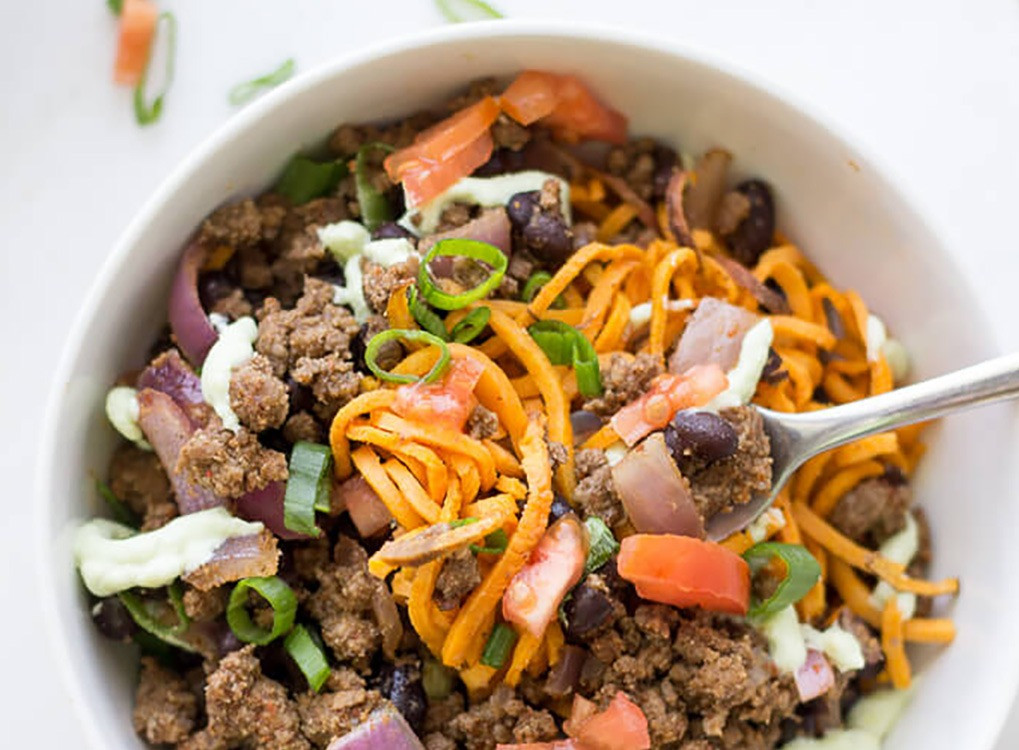 Healthy Recipes For Ground Beef  20 Healthy Ground Beef Recipes