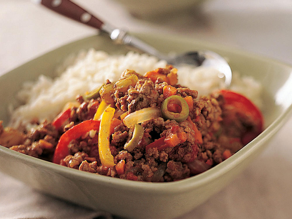 Healthy Recipes For Ground Beef  Ground Beef Recipes Under 300 Calories