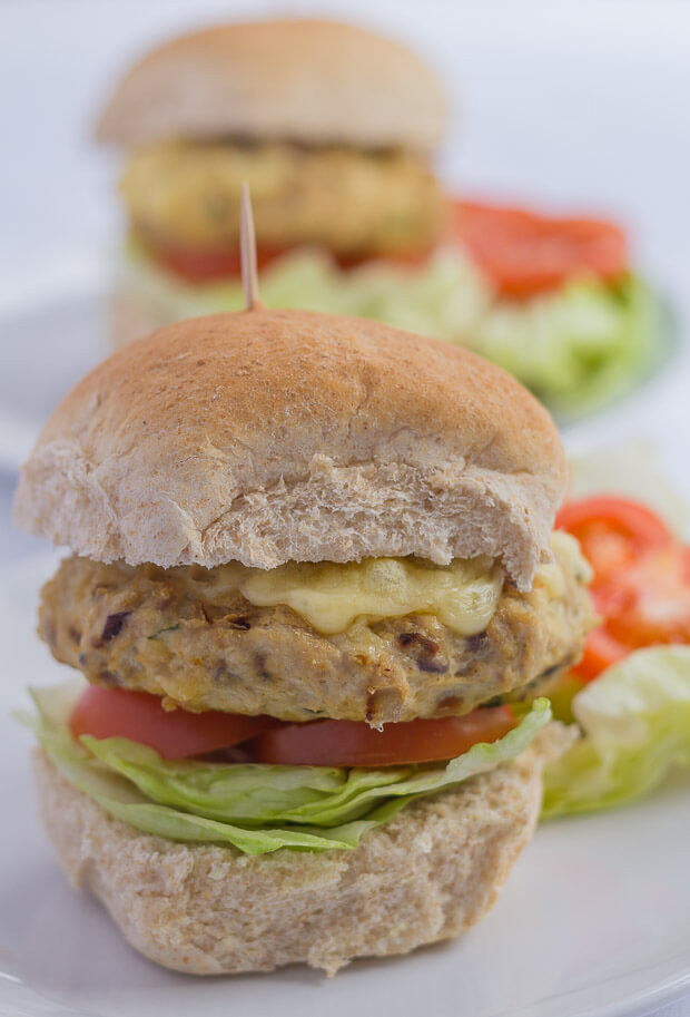 Healthy Side Dishes For Burgers  Quick Healthy Turkey Burgers Neils Healthy Meals