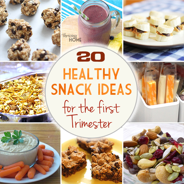 Healthy Snacks During Pregnancy 20 Healthy Snack Ideas for the First Trimester