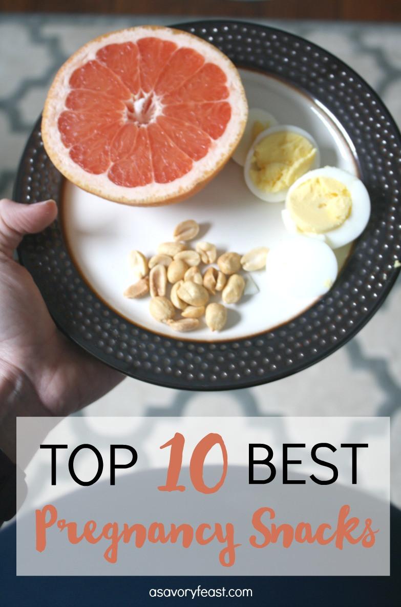Healthy Snacks During Pregnancy Top 10 Best Pregnancy Snacks