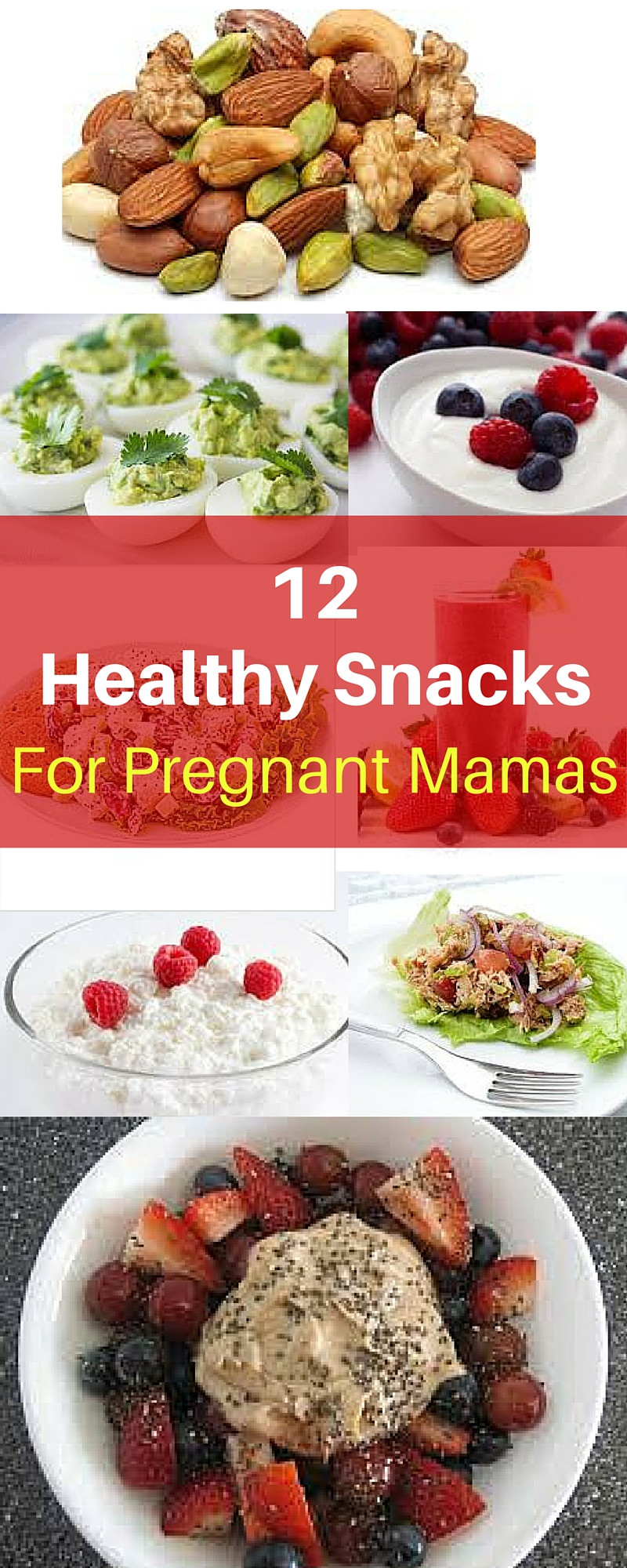 Healthy Snacks During Pregnancy 10 Healthy Snacks For Pregnant Mamas Michelle Marie Fit