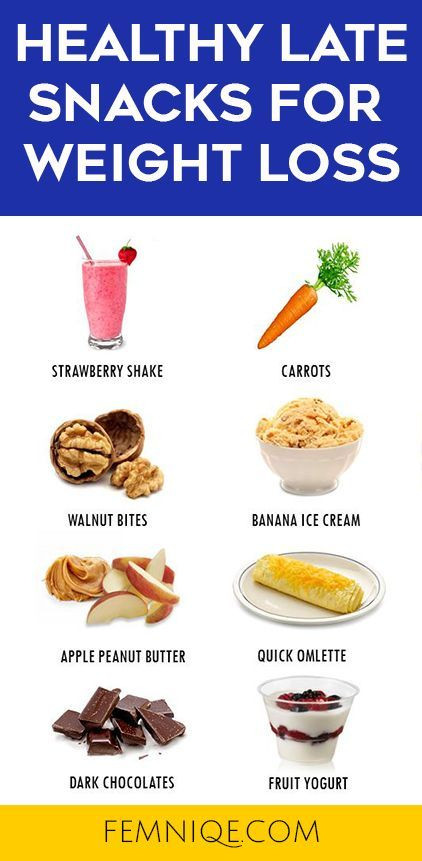 Healthy Snacks On The Go For Weight Loss  1000 ideas about Healthy Bedtime Snacks on Pinterest