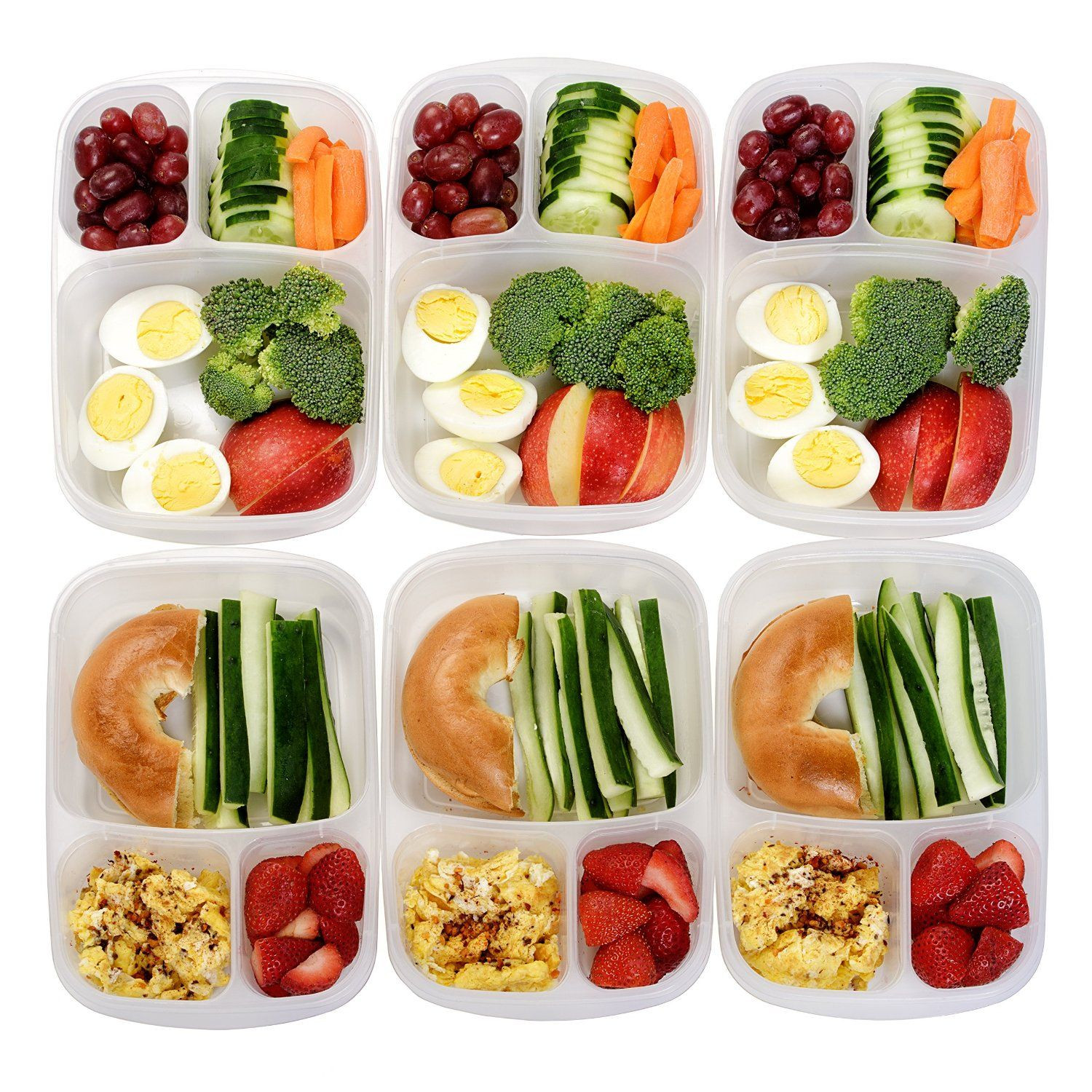 Healthy Snacks On The Go For Weight Loss  13 Make Ahead Meals and Snacks For Healthy Eating The