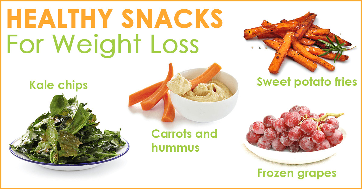 Healthy Snacks On The Go For Weight Loss  Healthy Snacks for Weight Loss •