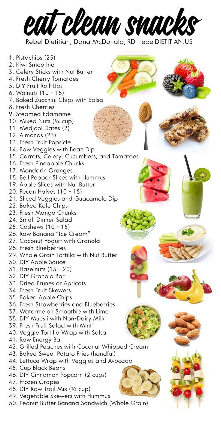 Healthy Snacks Pinterest  The Power Healthy Foods Nutrition Tips
