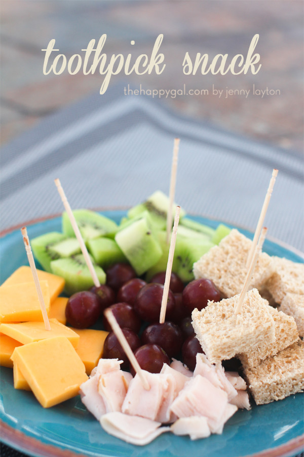 Healthy Snacks Pinterest  10 Healthy Snack Ideas for Kids