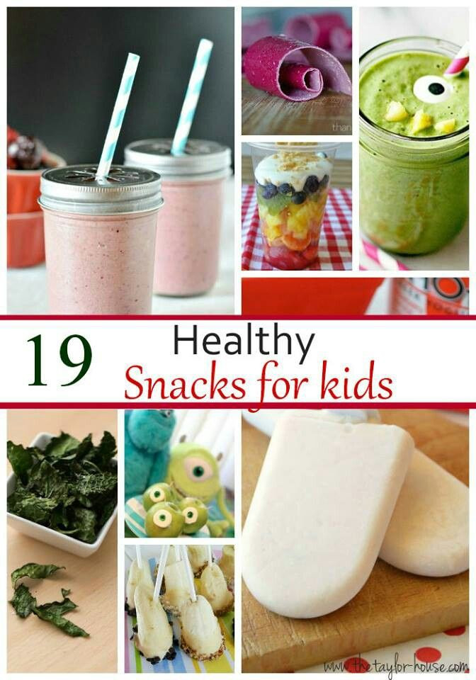 Healthy Snacks Pinterest  Pinterest Kids Healthy Snacks