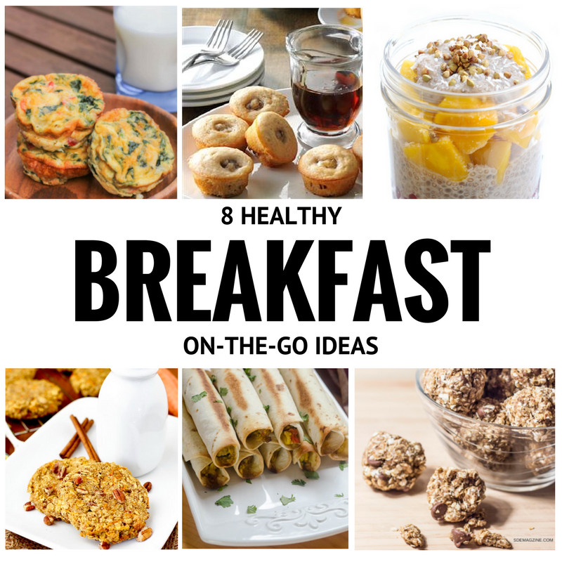 Healthy To Go Breakfast  8 Healthy Breakfast The Go Ideas bel ADAIRE MAGAZINE