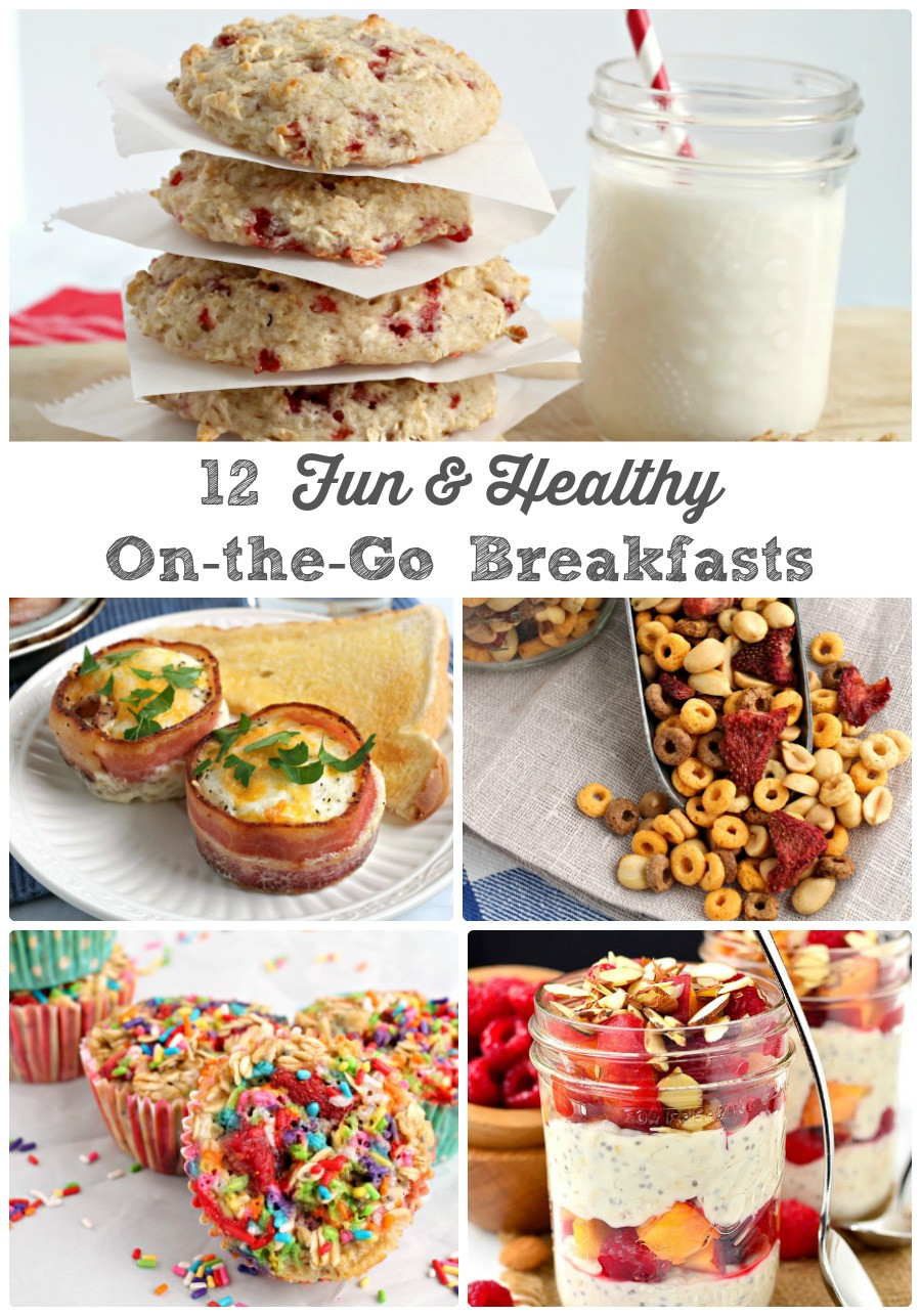 Healthy To Go Breakfast  Frugal Foo Mama 12 Fun & Healthy the Go Breakfast Ideas