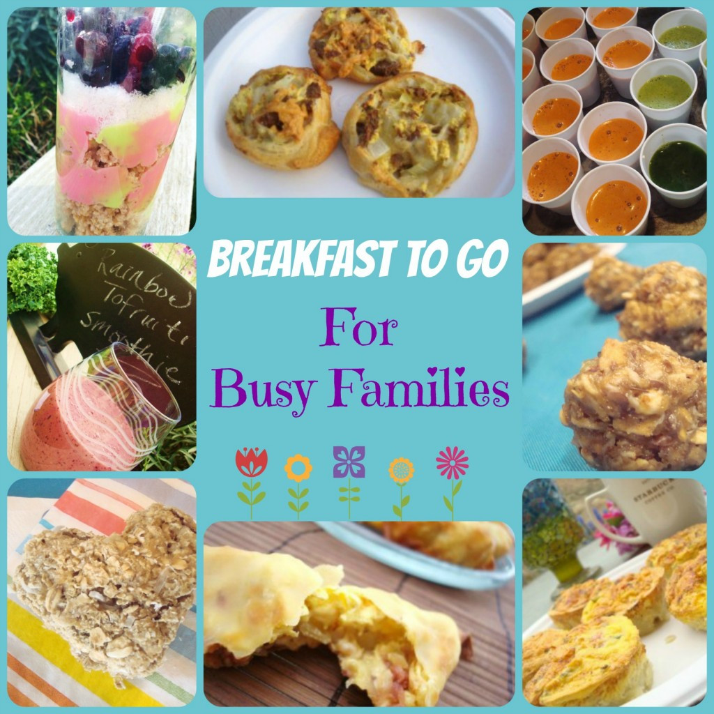Healthy To Go Breakfast  Healthy Breakfasts to Go for Busy Families Inner Child Fun