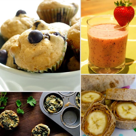 Healthy To Go Breakfast  Quick Breakfasts the Go