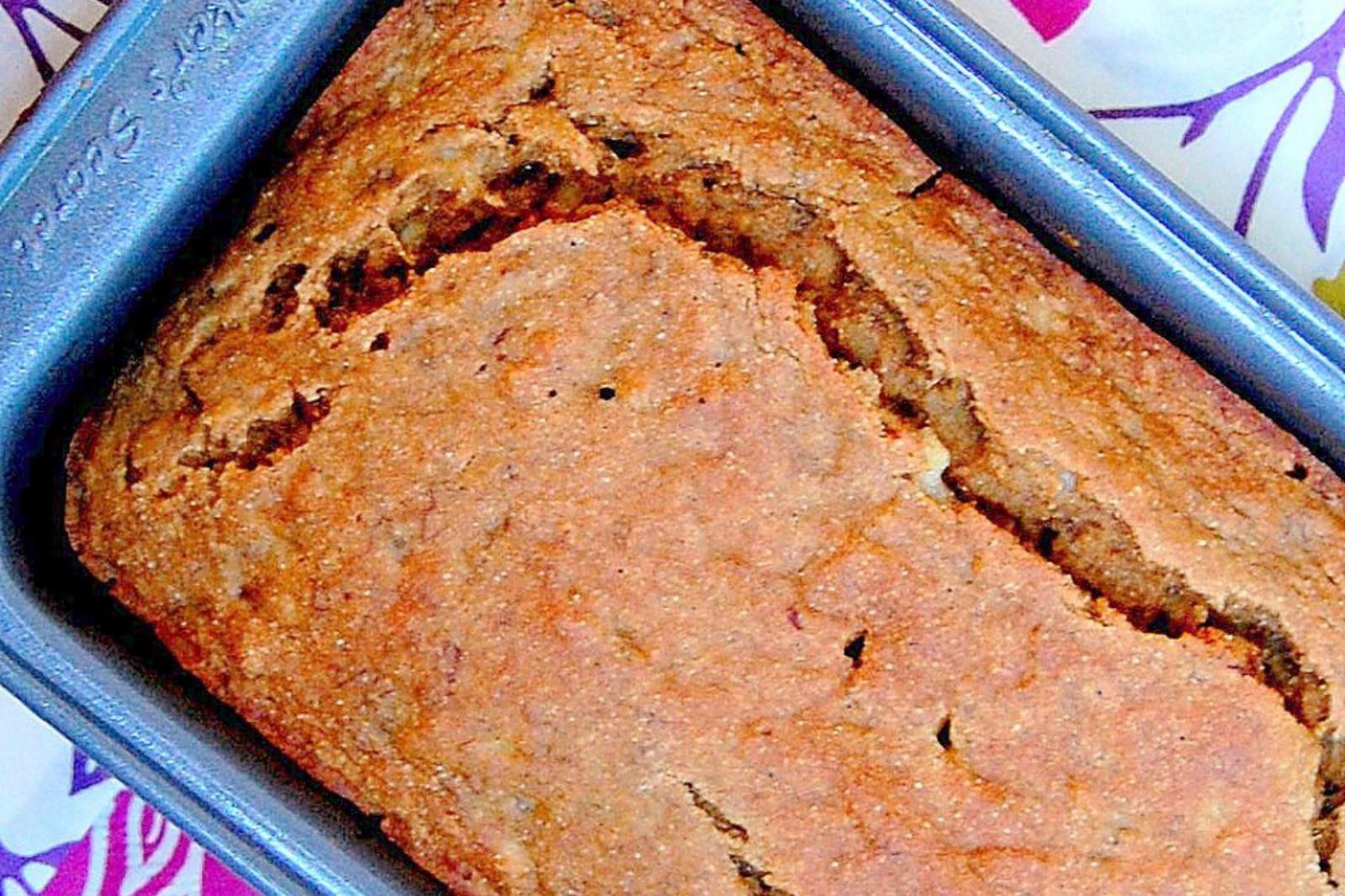 Healthy Vegan Bread  Healthy Banana Bread [Vegan] e Green Planet e Green
