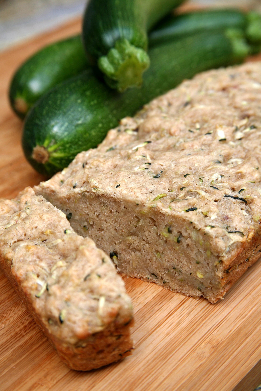 Healthy Vegan Bread Recipe  Healthy Zucchini Bread Vegan